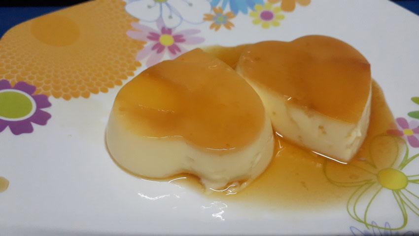 Cách làm bánh Flan tại nhà