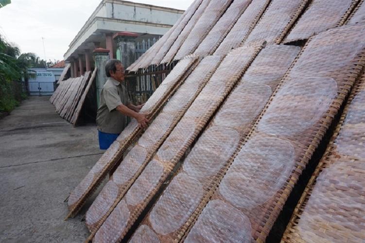 Bánh tráng Nhơn Hòa